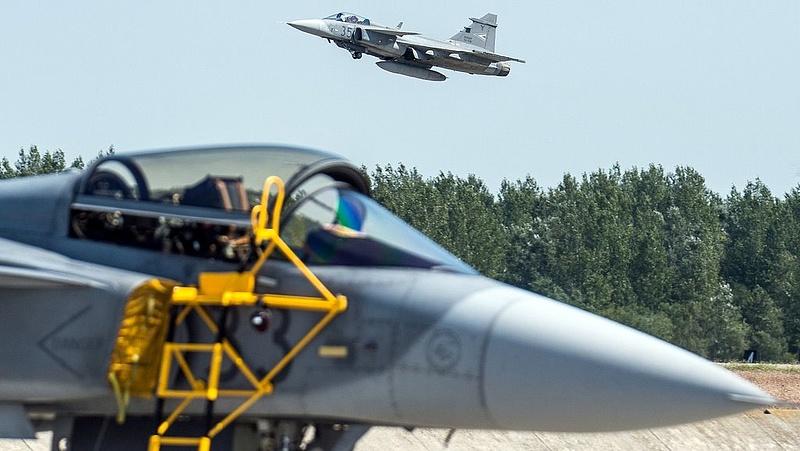 Magyar légierő is részt vesz a NATO-hadgyakorlaton