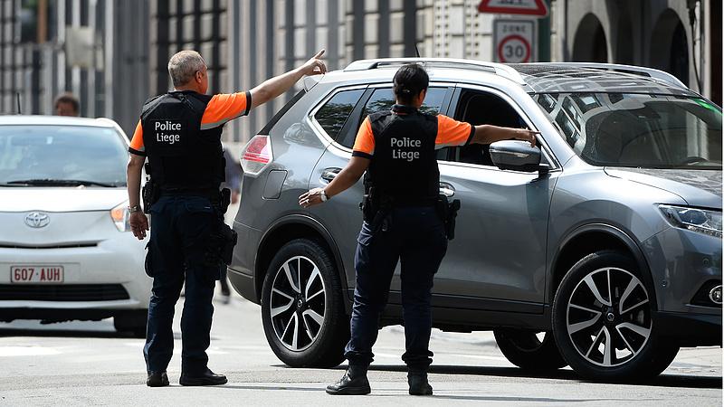 Lövöldözés volt Belgiumban - többen meghaltak