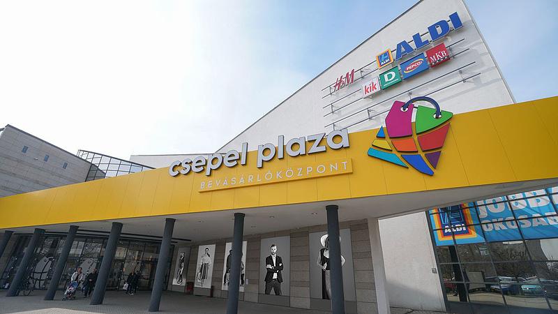 Újabb budapesti pláza újult meg egymilliárdból