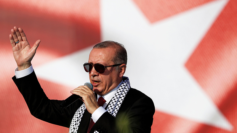 Jó hírt kapott Erdogan