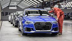 Mi történt a magyar Audinál nemrég? - Megszólalt a cégvezér