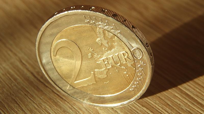 Így áll a cseh euró