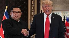 Erős kijelentést tett Trump Észak-Koreával kapcsolatban