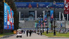 Egymillió szurkoló érkezett Oroszországba