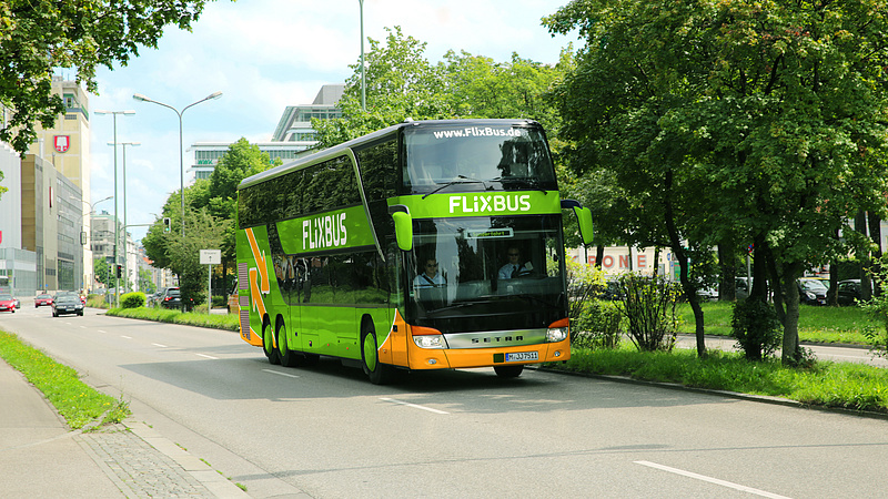 Újraindul a Flixbus