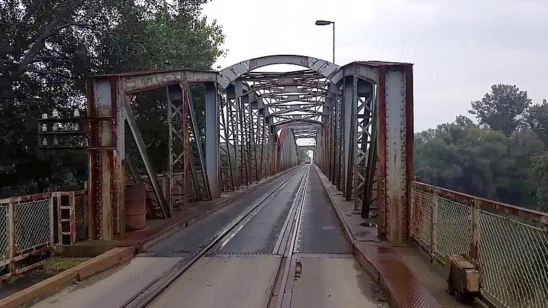 Szombaton indul a 130 éves kiskörei Tisza-híd felújítása