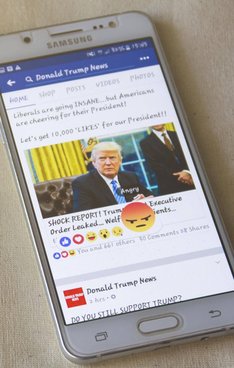 Hasznos változás jön a Facebookon, már nem lehet akármit hazudni