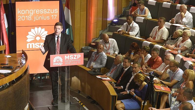 Mit akar az MSZP új elnöke?