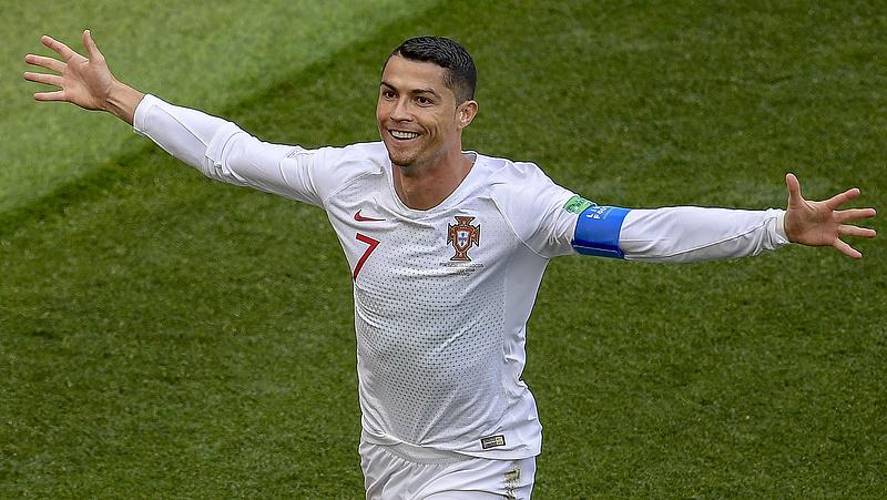 Ronaldo még magasabbra teszi a lécet