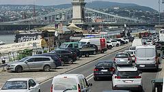 2025-től vezethetik be a dugódíjat Budapesten