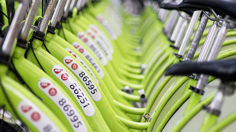 Érkeznek az új Mol Bubi bringák, kezdődik a tesztelés