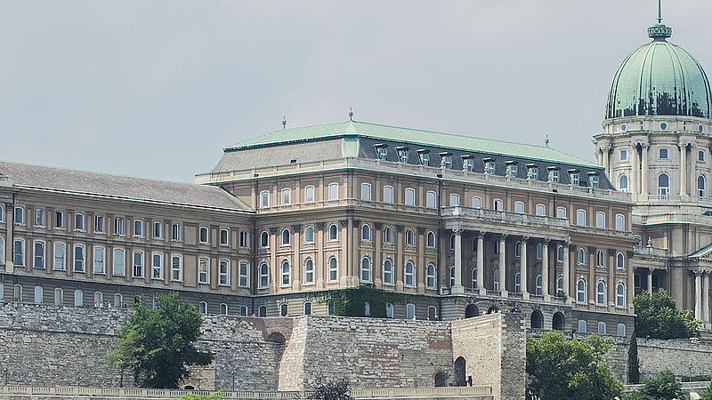 Megismétlik a Budai vár falainak a helyreállítására kiírt tendert
