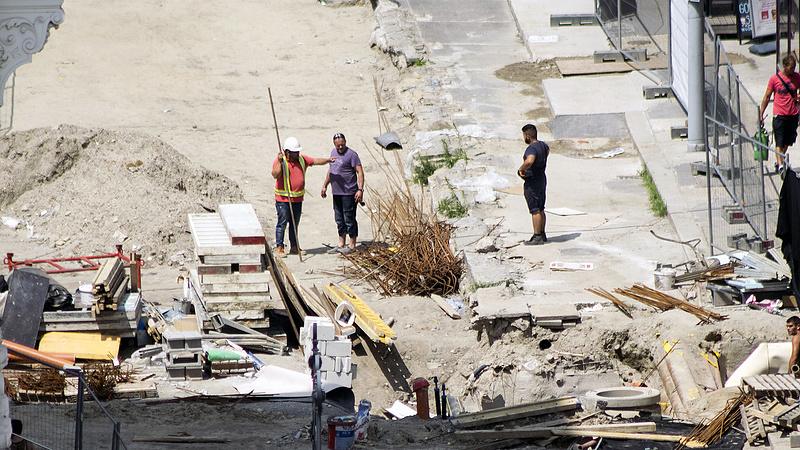 A kivándorolt szakemberek 20 százaléka itthon maradna az építőiparban