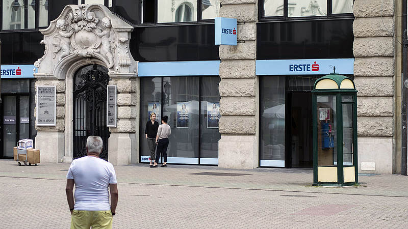 Osztalékot fizetett az Erste Bank