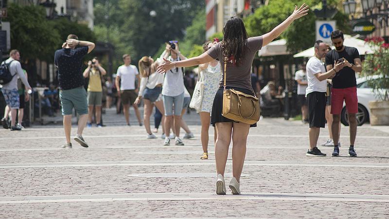 Csak a mindennapi wifit akarják a magyar nyaralók