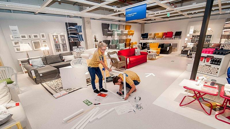 Elindítja használtbútor-programját az Ikea Magyarországon - frissítve