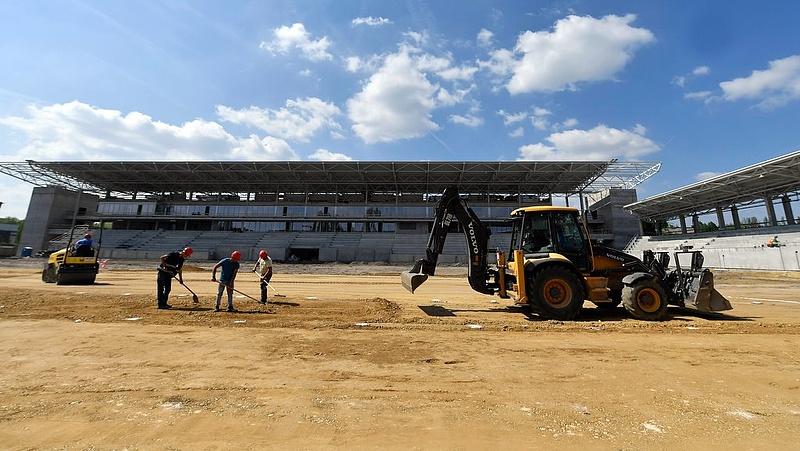 Drágult a Vasas-stadion építése