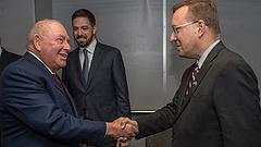 Megérkezett az új amerikai nagykövet