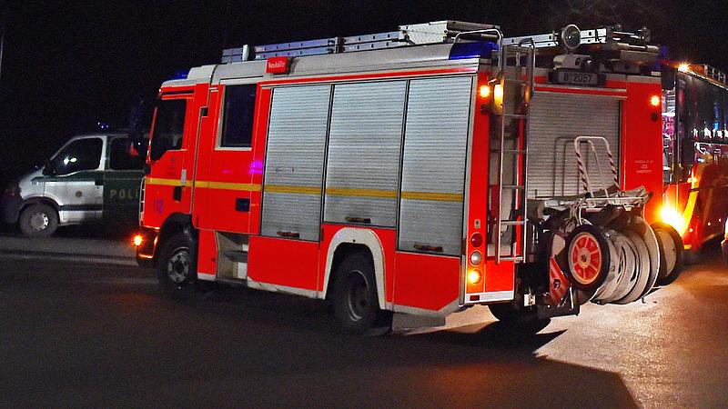 Harmadik hete pusztít tűz egy németországi lápvidéken
