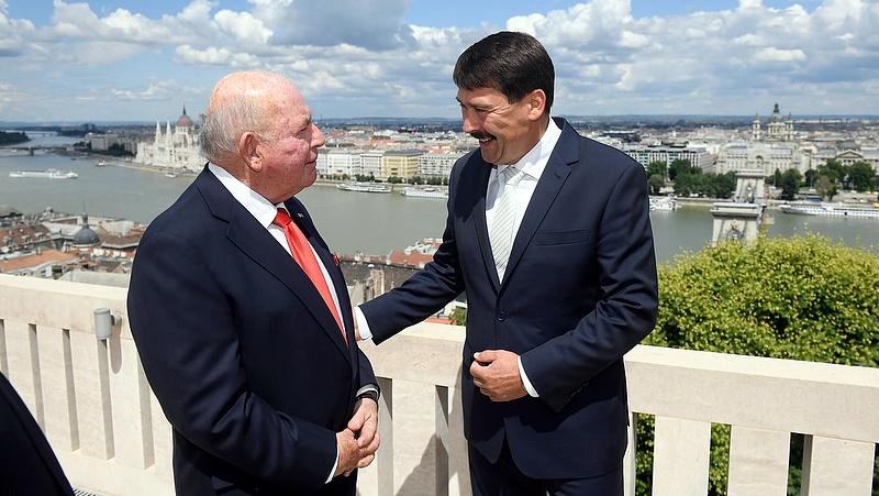 Munkába állt az USA új magyarországi nagykövete