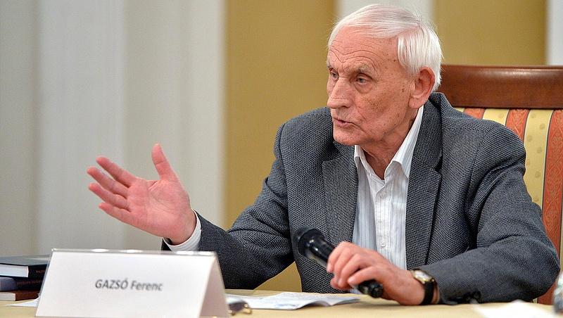 Elhunyt Gazsó Ferenc