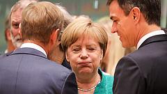 Szétcincálják Németországot a nagyok, Merkel is hibás