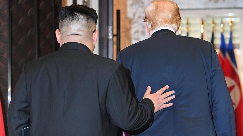 Meghökkentő, mi zajlik Észak-Koreában