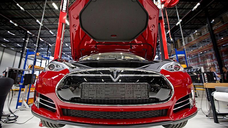 Berlinben terjeszkedik a Tesla