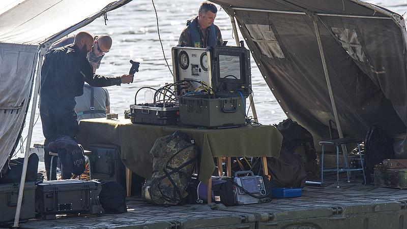 Eltűnt a dunai bomba, később jönnek a lezárások