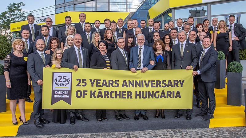 Íme, a német cég, mely 25 éve van jelen az Ön mindennapjaiban