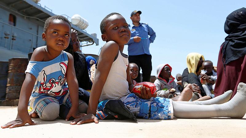Menekültek: itt az új olasz javaslat