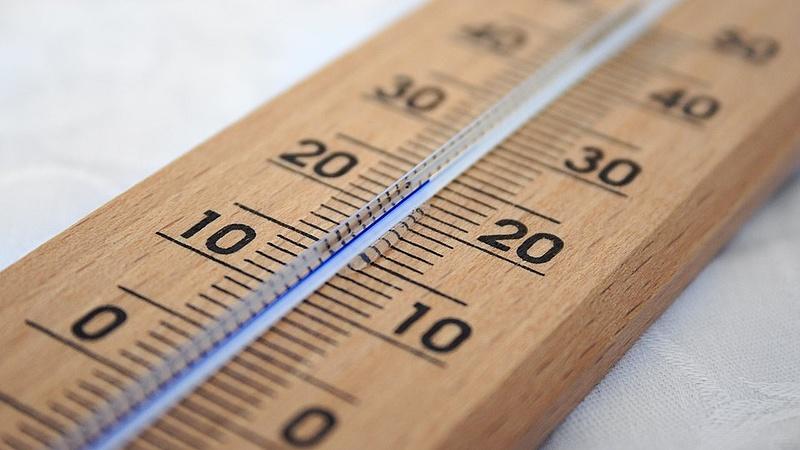 1,2 Celsius-fok az új magyar hidegrekord