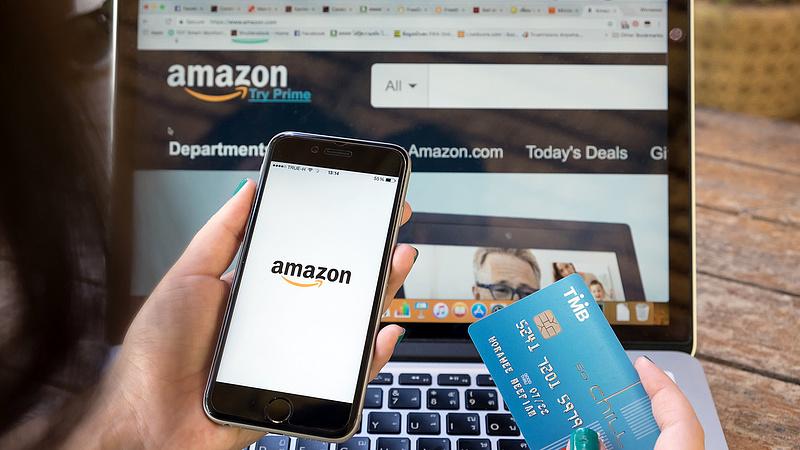 Nagy győzelmet aratott Európában az Amazon