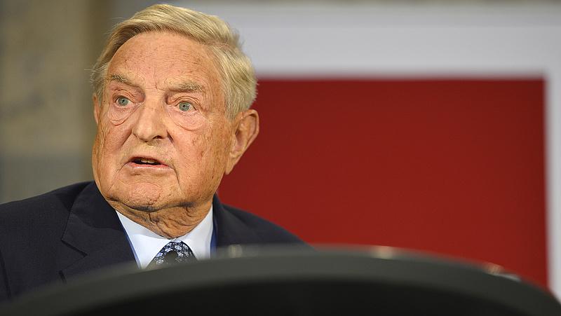 Soros György lett az év embere a Financial Timesnál