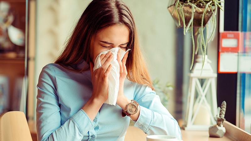 Így döntheti el, hogy allergiától, vagy koronavírustól szenved