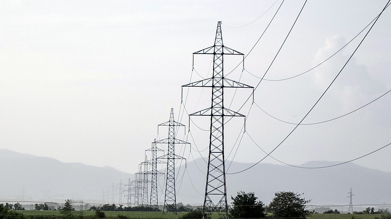 Megugrott a magyar áramfogyasztás