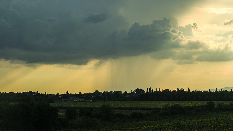 Jön a fordulat az időjárásban