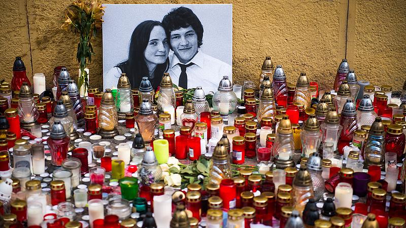Új fejlemény a megölt szlovák újságíró ügyében