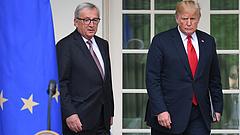 Vámháború: az EU és az USA már békül