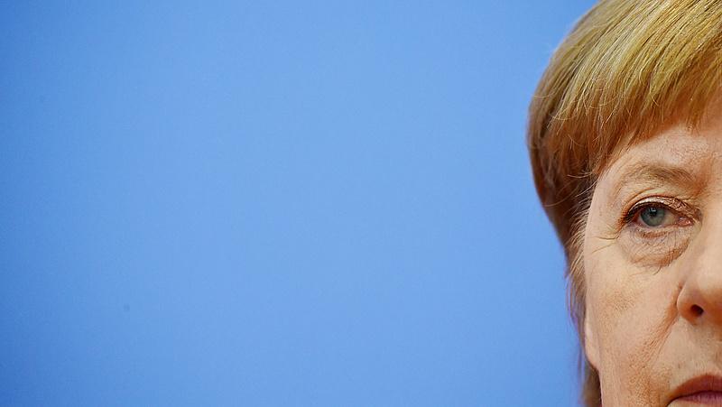 Ekkora izgalmakra Merkel sem számított