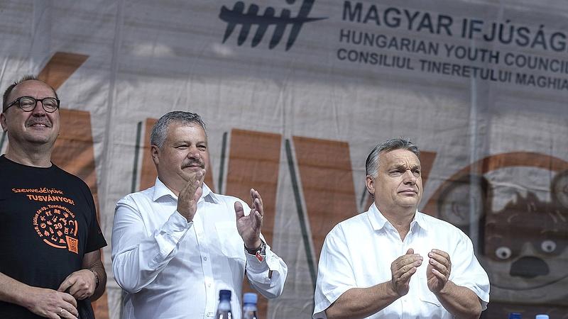 Orbán Tusványoson: mi nem érjük be döntetlennel