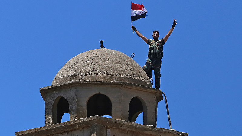 A szíriai elnök másfél éves hallgatását törte meg és nagy ígéretet tett