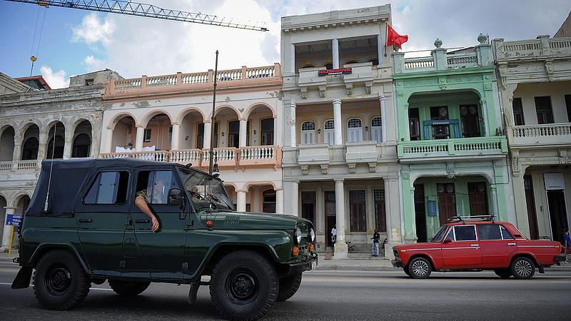 Sok pénzt hozott a határok megnyitása Kubának