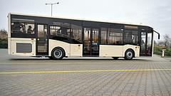 Buszgyártó vállalatot vett a Mol Nyrt.