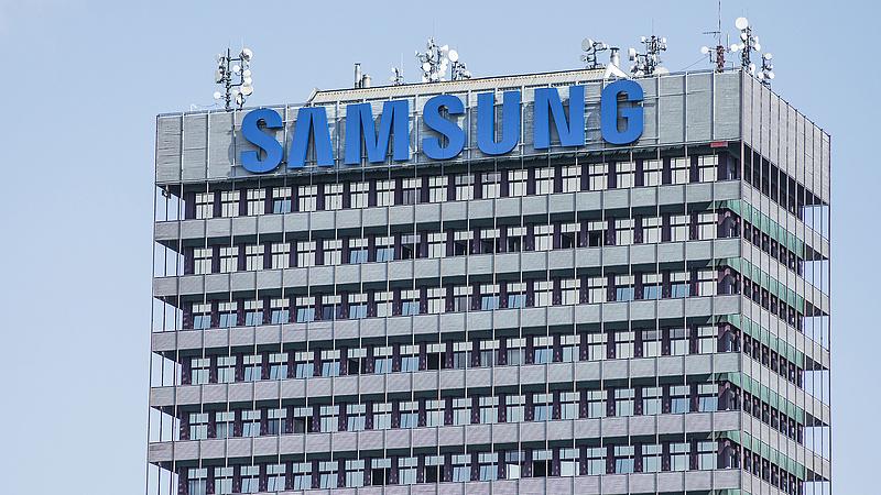 Elképesztő számokkal állt elő a Samsung
