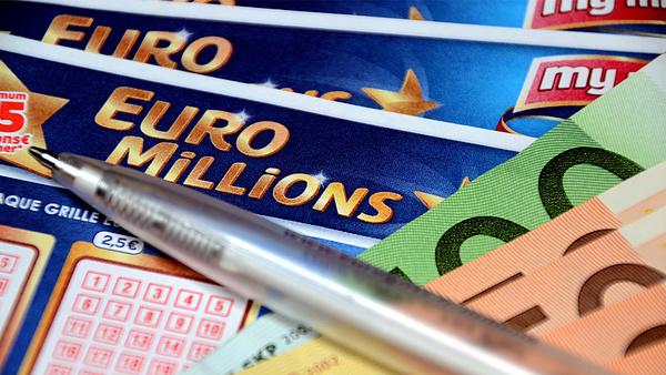 Rekordnyereményt zsebelt be a nyertes az európai lottón