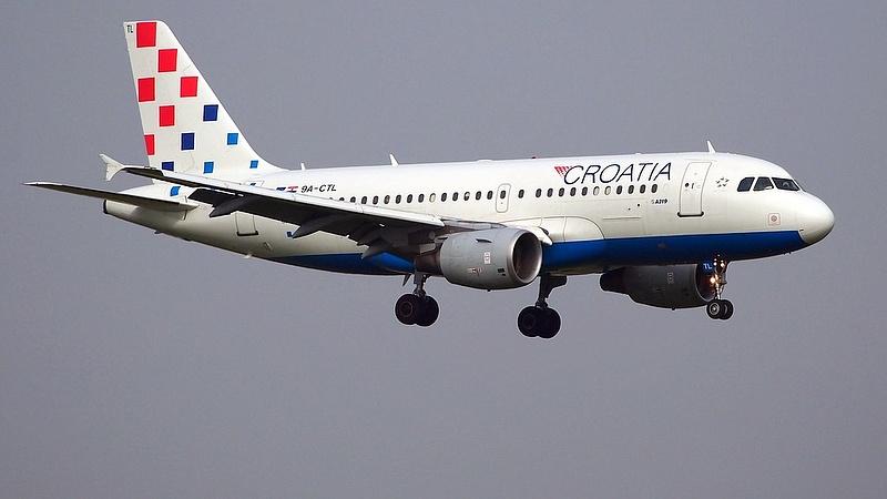 Segítséget kér a horvát légitársaság