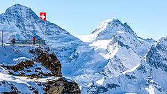 Már a svájci Alpok is felforr