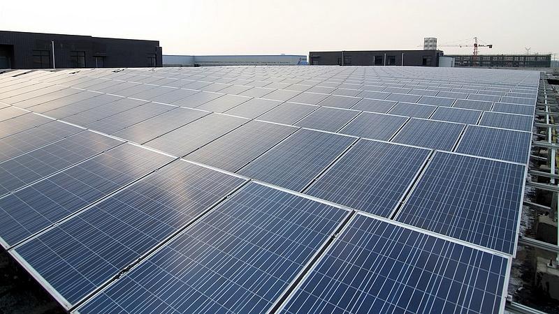 Az MVM 110 naperőművet épít 48 milliárd forintból