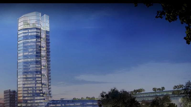 Budapesti felhőkarcolók - így döntött a kormány